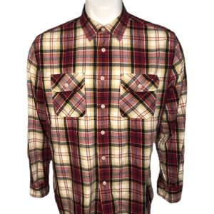 Surf Pendleton Flannel Button Up